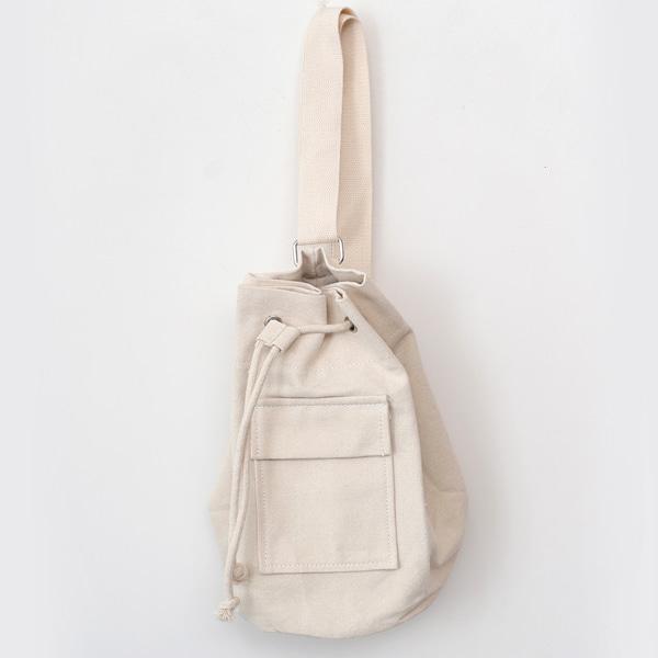 One Shoulder Canvas Bag