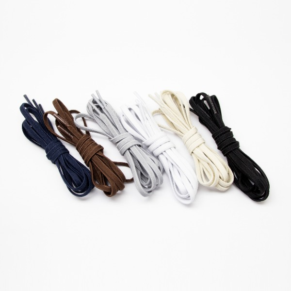 Elastic Shoelace (Flat) for Sneakers
