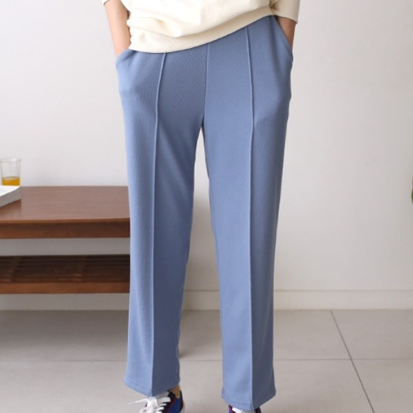 Easy Pintuck Banding Pants-test상품-copy