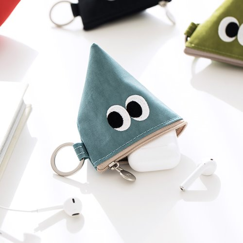 Som Som Stitch Ear Phone Pouch