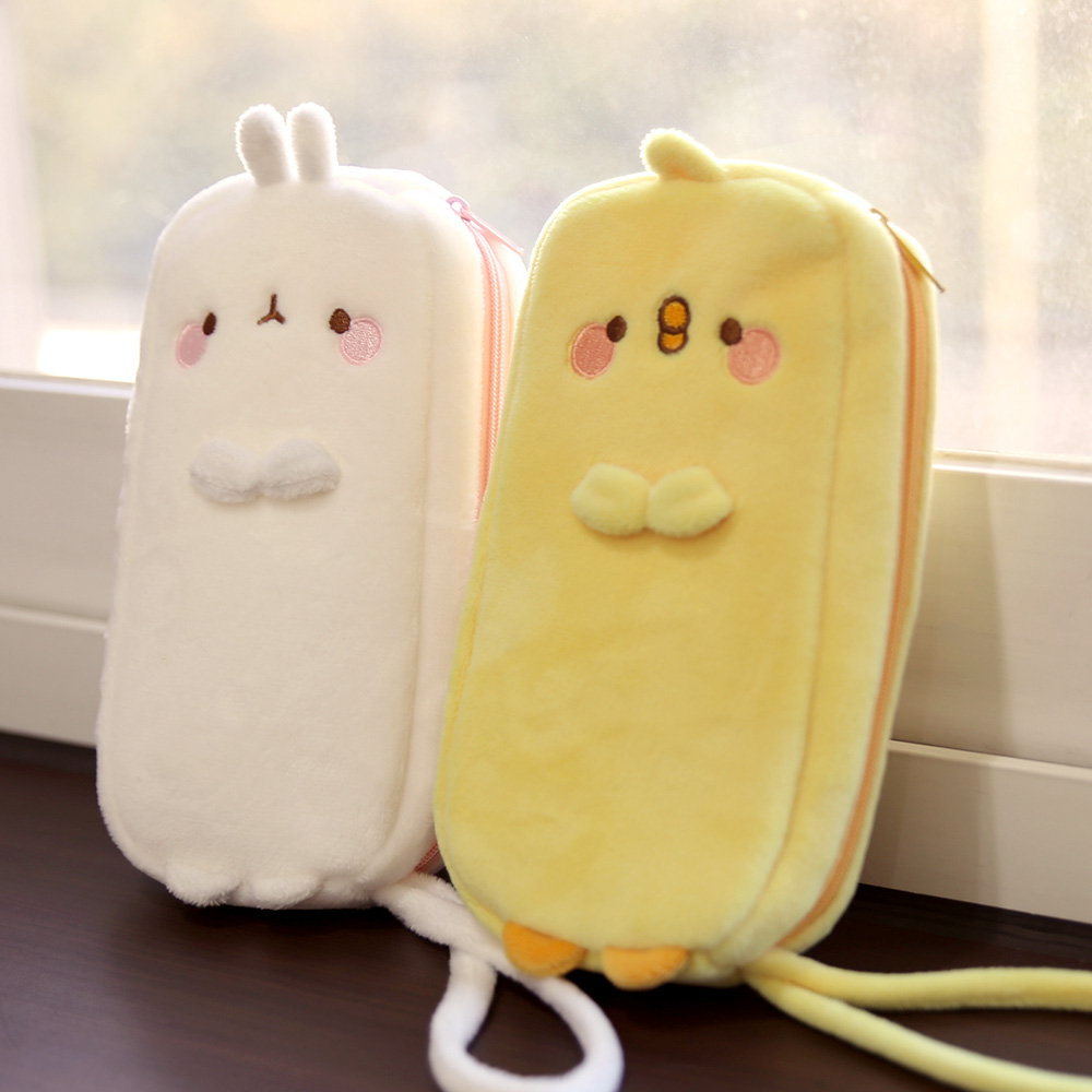 Molang The cute king pouch