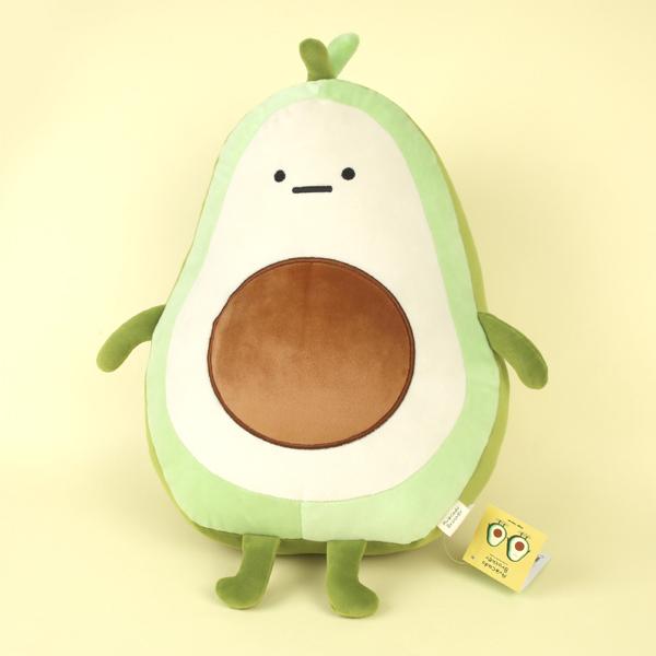 Avocado Brother Mochi Cushion