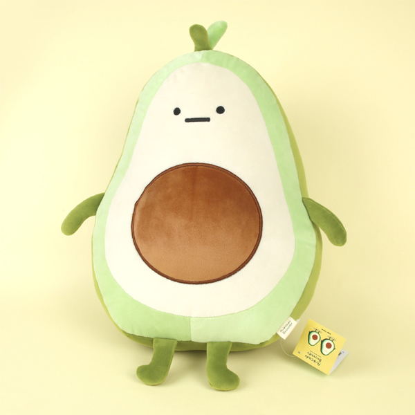 Avocado Brother Mochi Cushion