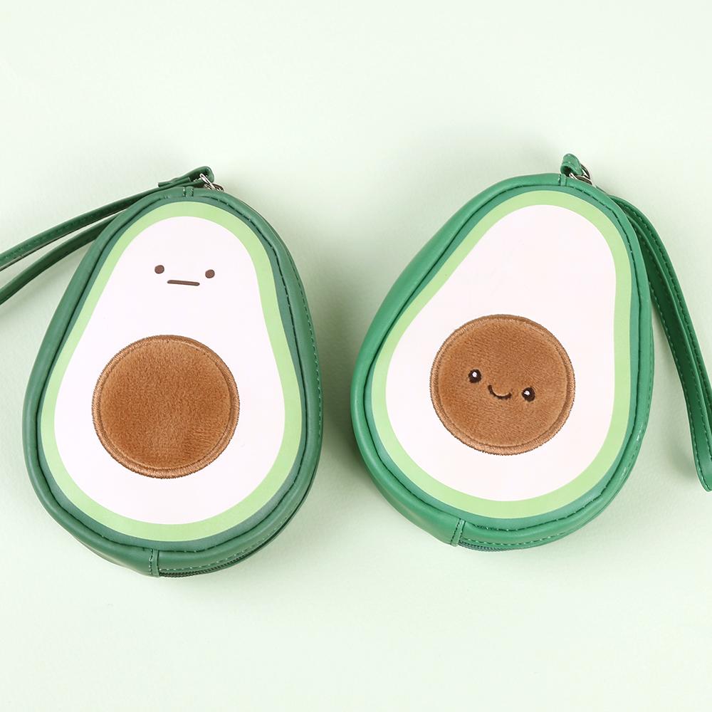 Avocado Brother  Coin Purse