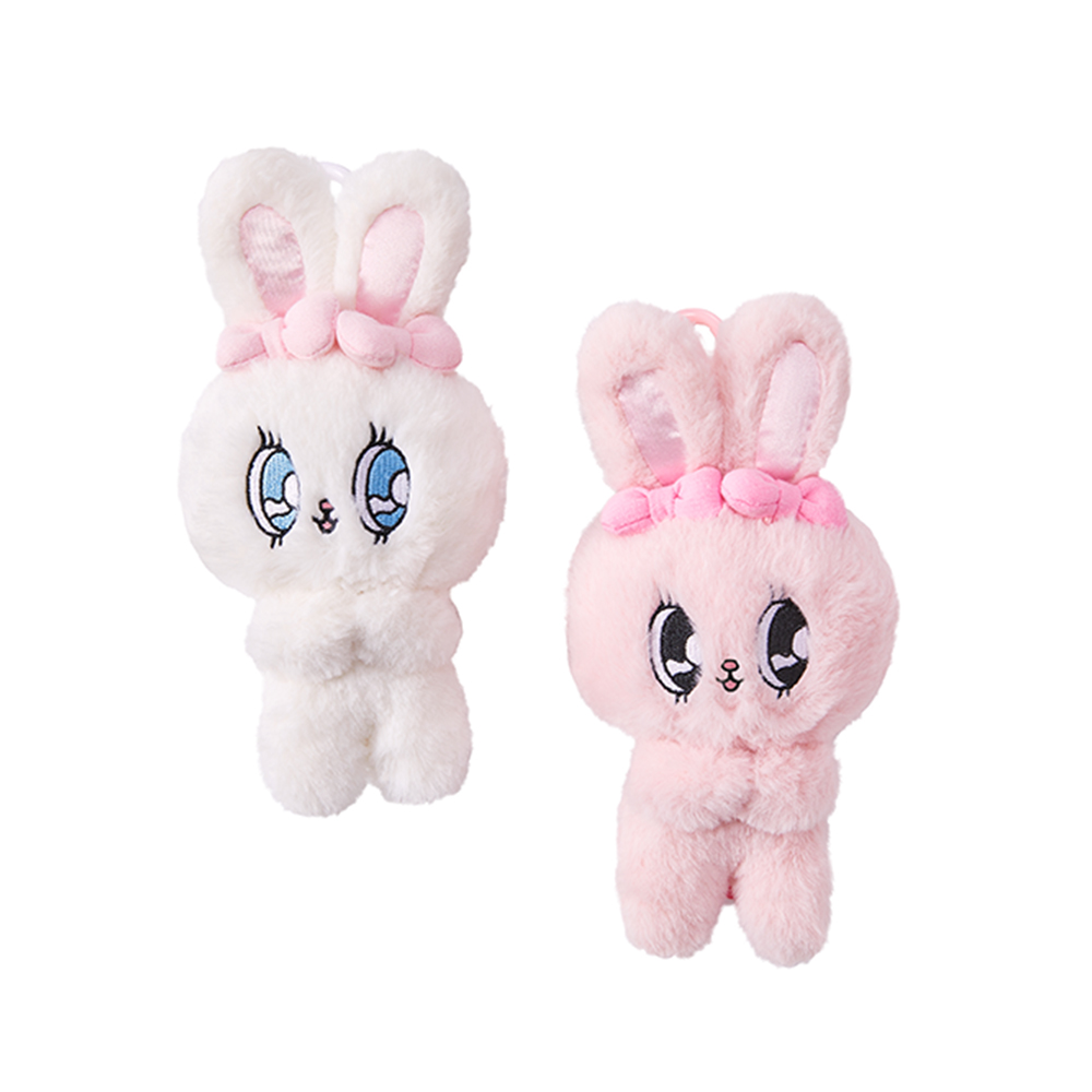 Esther Bunny Doll Key Ring