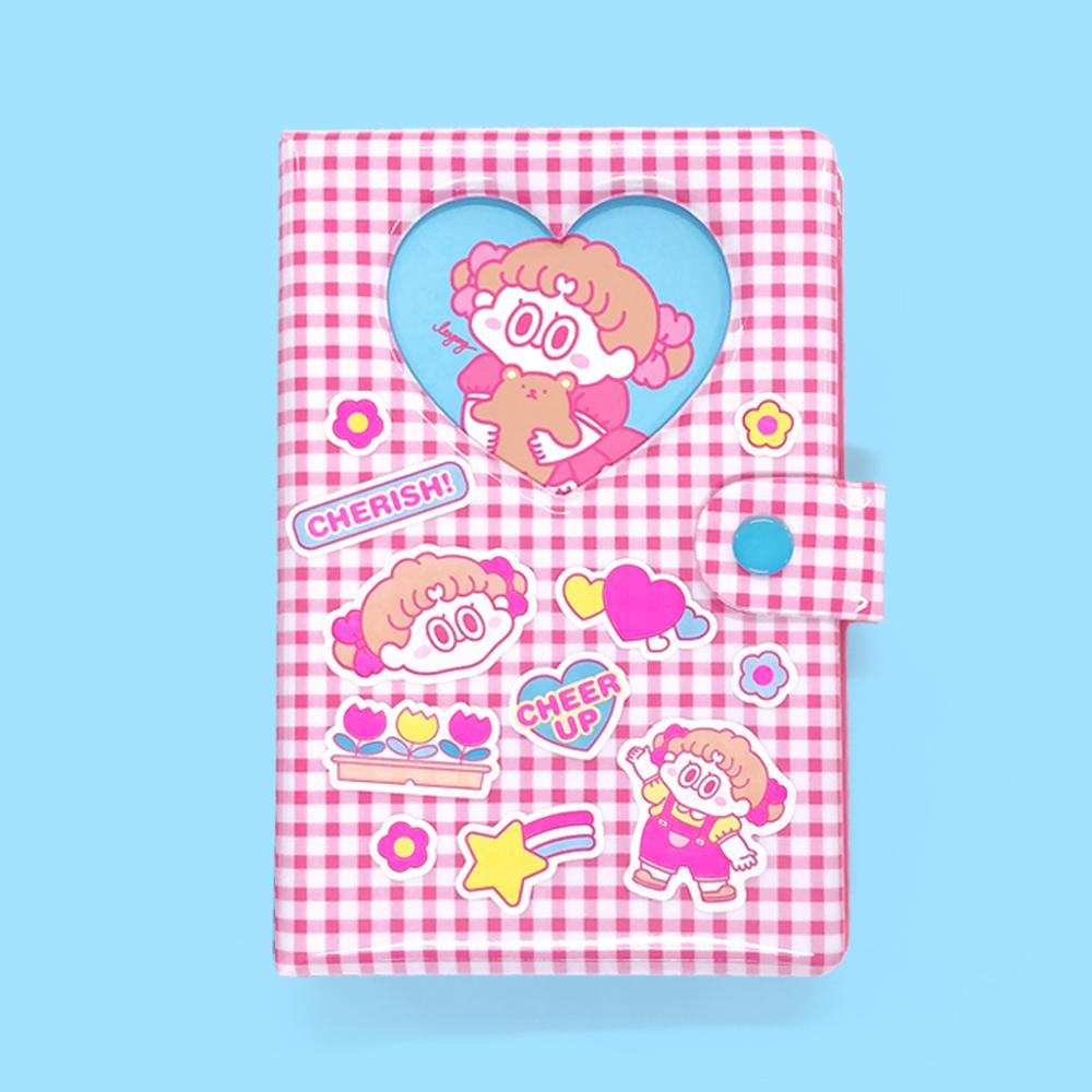 Standard Love Dance Custom Diary Cherry Pie